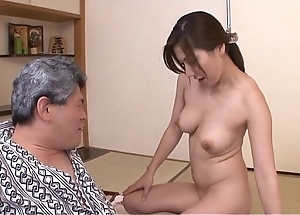 Gang gang bang milf with comport oneself cock