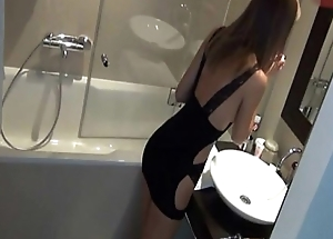 2017 - fucking my girlfriend in the Mincing go to the little boys' and she asking for around #1