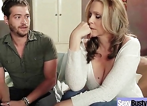 (julia ann) Sexy Sluty Mommy With Chubby Melon Tits Enjoy Intercorse mov-14