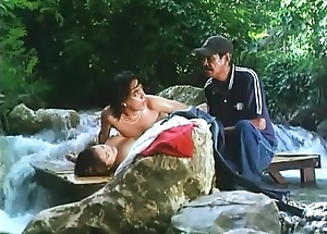 Guy Bonks a Cute Teenager By the River