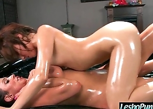 Lesbians Girls (adessa&amp_ariella) In Hard Play Punishing With Sex Toys mov-07