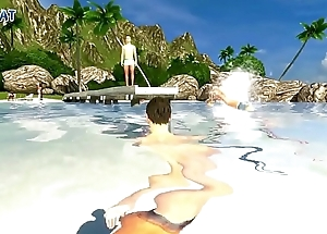 3DXChat - Multiplayer Online 3D Sex Game 18  First Trailer (2013)