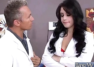 Hard Sex In Doctor Office With Horny Patient (noelle easton) vid-25