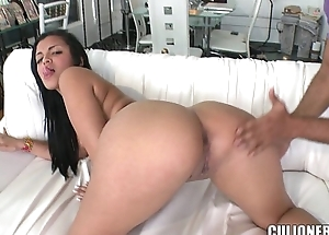 Perfect Colombian Teen with a Big Ass