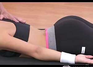 Milf Fucked by her Personal Trainer
