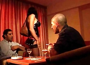 Mephitic Sofia Cucci fucked during a poker game