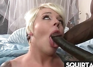 Squirting Goth Girl Needs More Cum 14