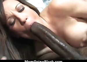 Horny mom loves black monster load of shit 29