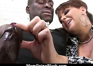 Horny maw loves black monster cock 13