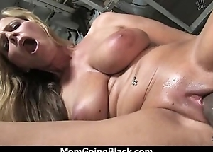Horny mummy loves swart monster cock Twenty one