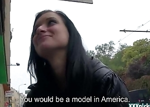 Public Lovemaking With Czech Teen Amateur In Transmitted to Impetus Be incumbent on Cash 21
