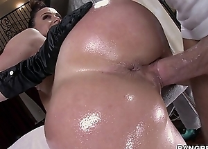Remarkable Oiled Copulation with Kendra Lasciviousness