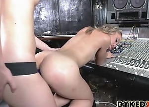 DykedX - How Bad Do You Want This Record Deal - Aurora Pulchritude And Tali Dova