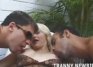 I truancy you to join or transsexual orgy