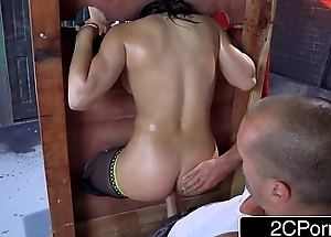 Stuck Abella Danger Is Ready wide Be Ass-Fucked By Whoever Wants It