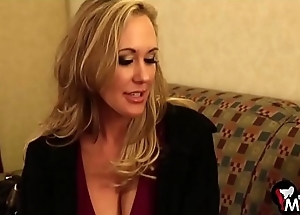 Brandi Dote on screams as A she gets her tight pussy nailed hard - MilfMom.com