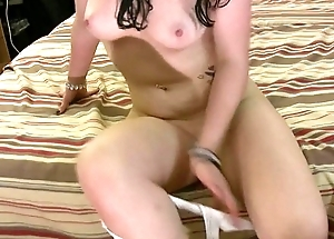 Bungling anal video with spanish assed girl